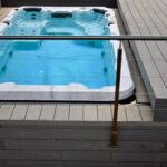 Aquatic 1 swim spa, bespoke, passion