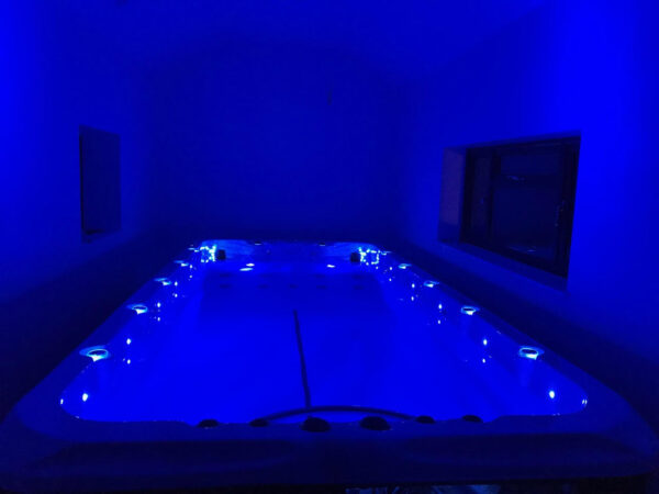 Passion Fitness 2 with Bespoke Swim Spas additional led