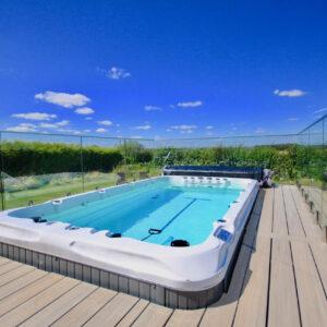 Award winning Passion Swim Spa Fitness Bespoke Swim Spas