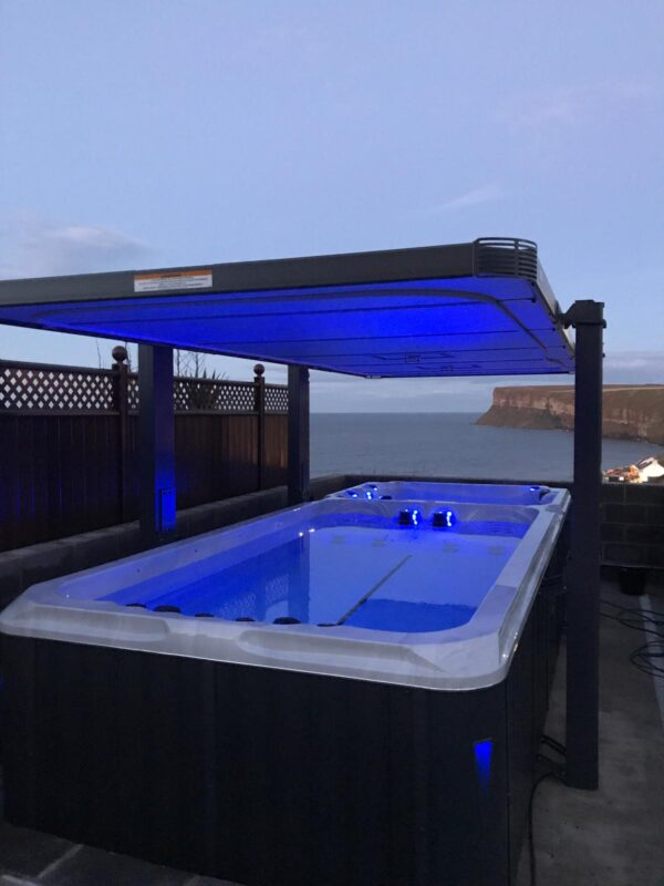 Dynamic swimspa covana legend bespoke