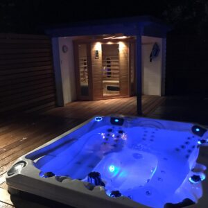 Passion Dynamic Swimspa from Bespoke swim spas