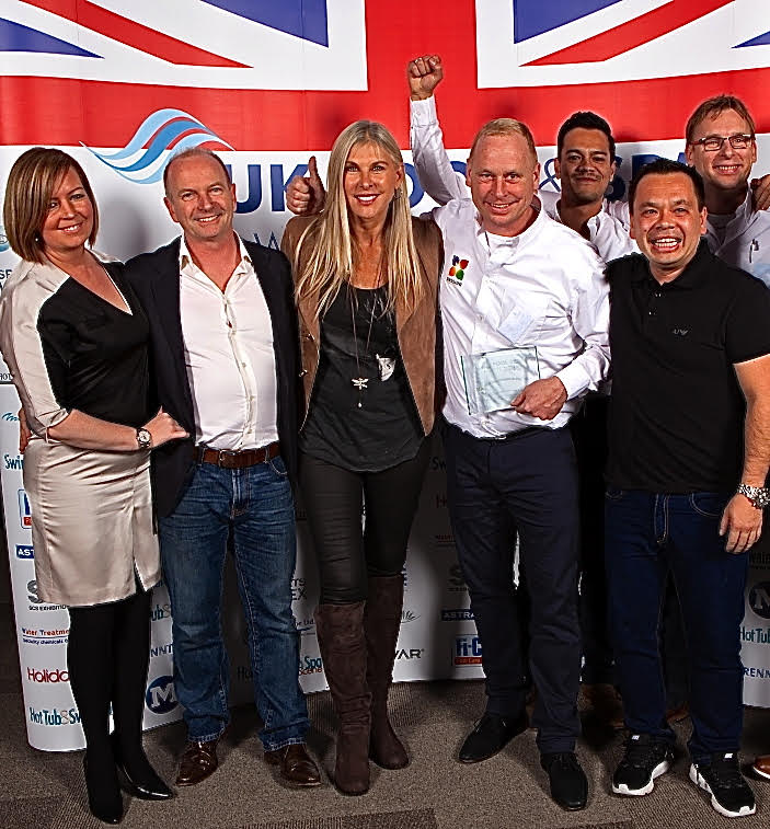 Bespoke Swim spas award outstanding achievement