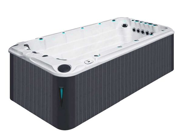 activity 2 bespoke swim spas synthetic cabinet