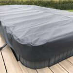 roll cover option for swim spa bespoke
